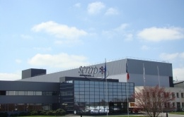 SERAP INDUSTRIES, Gorron, France